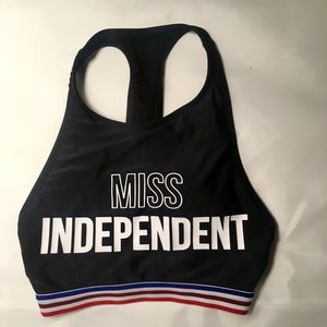Other - Woman's Miss Independent Sports Bra